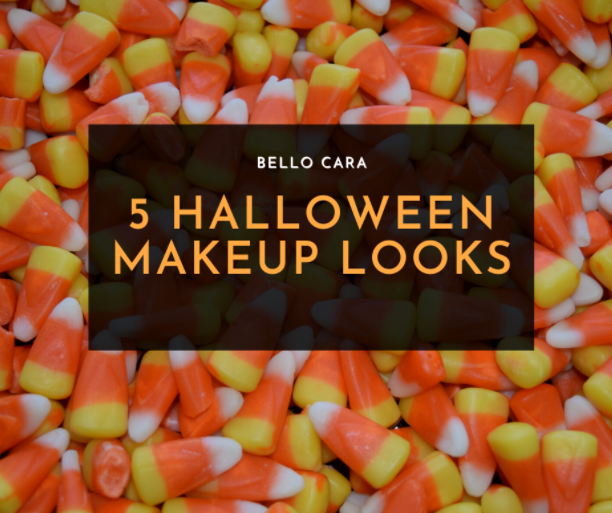 5 Halloween Makeup Looks
